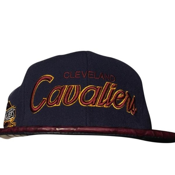 59dad353e0f53b Just Don Accessories | Cleveland Cavaliers Hat | Poshmark
